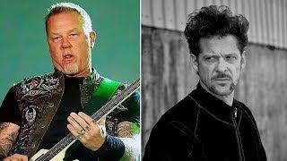 Metallica's James Hetfield: We DISLIKED How Jason Newsted Was Such a Big Metallica Fan!