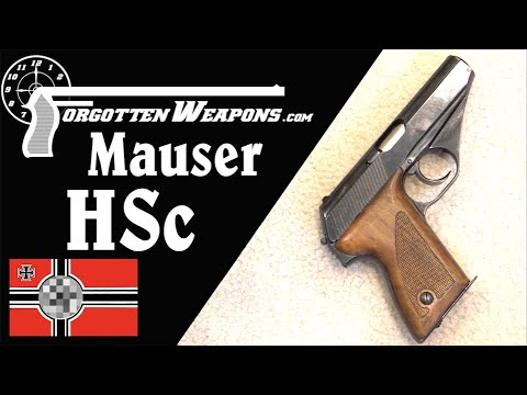 Download Evolution of the Military Mauser HSc Pistol