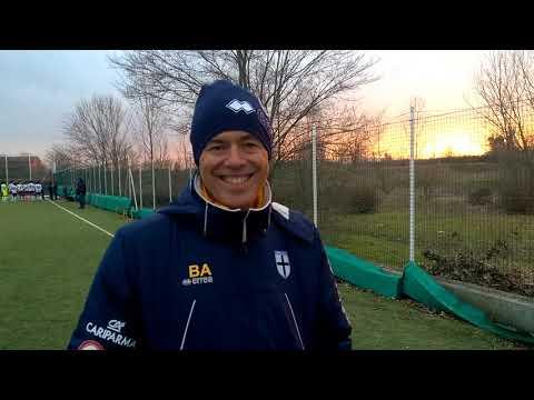 Allenamento congiunto Parma U 17-Himeji Dokkyo University 1-3 - Commento di Mister Bagatti