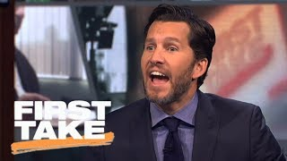 Will Cain goes off over Kyrie Irving interview responses | First Take | ESPN