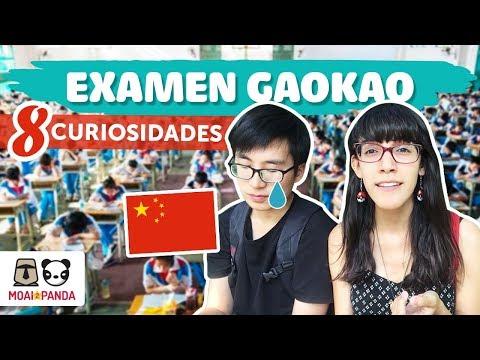 GAOKAO: EXAMEN DE INGRESO CHINO Y LA DESIGUALDAD EN CHINA