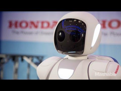 Honda's ASIMO Robot Is Now Surprisingly Human