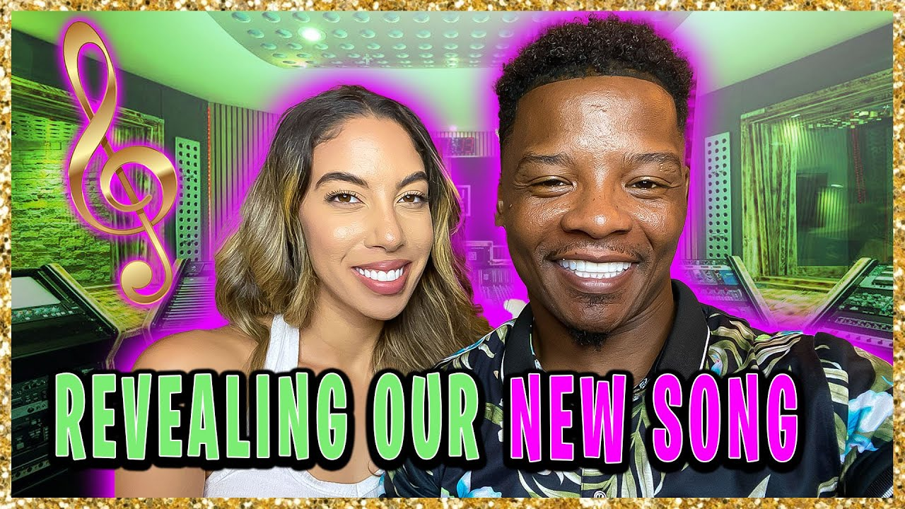 Revealing Our NEW SONG *family reactions*   The Beverly Halls