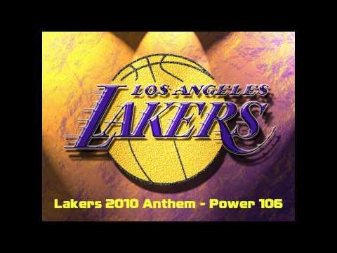 Lakers Anthem 2010 HD  -  Ice Cube, Ray J, Chino Xl, Roscoe Umali, Lil Rob, New Boyz, Dj Felli Fel