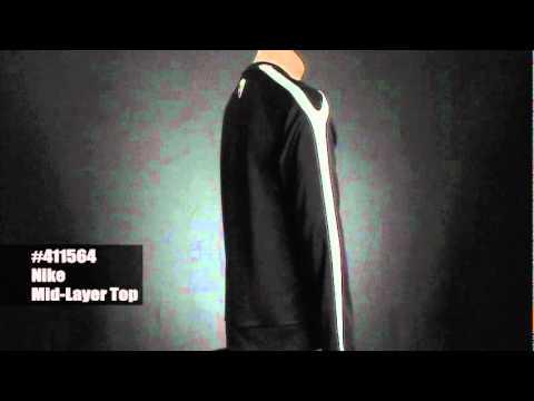b33aee0f Nike Mid Layer Top - YouTube