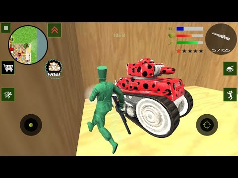 Army Toys Town | Naxeex | Exclusive NEW Gameplay Android HD