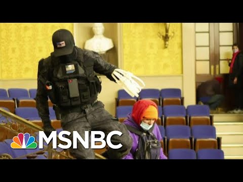 MAGA Riot Exposed: New Video Shows Criminal Conspiracy At Capitol   The Beat With Ari Melber   MSNBC