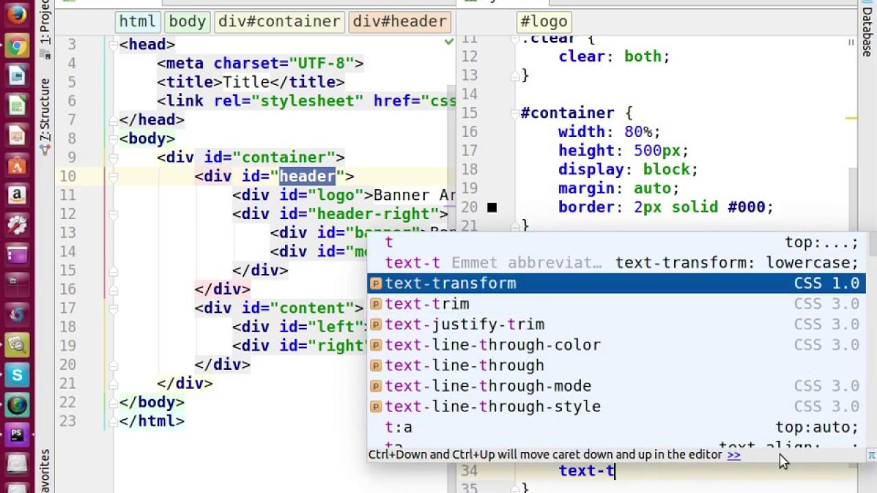 Thiết kế giao diện website đơn giản bằng HTML CSS và Javascript