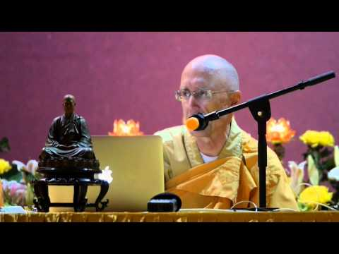 Bilingual: (English and Mandarin Chinese中英雙語) Healing Our Minds: Buddhism and Stress 療癒我們的心靈:佛教與壓力