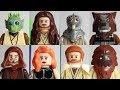 Custom Lego Star Wars Jedi Masters Moc showcase