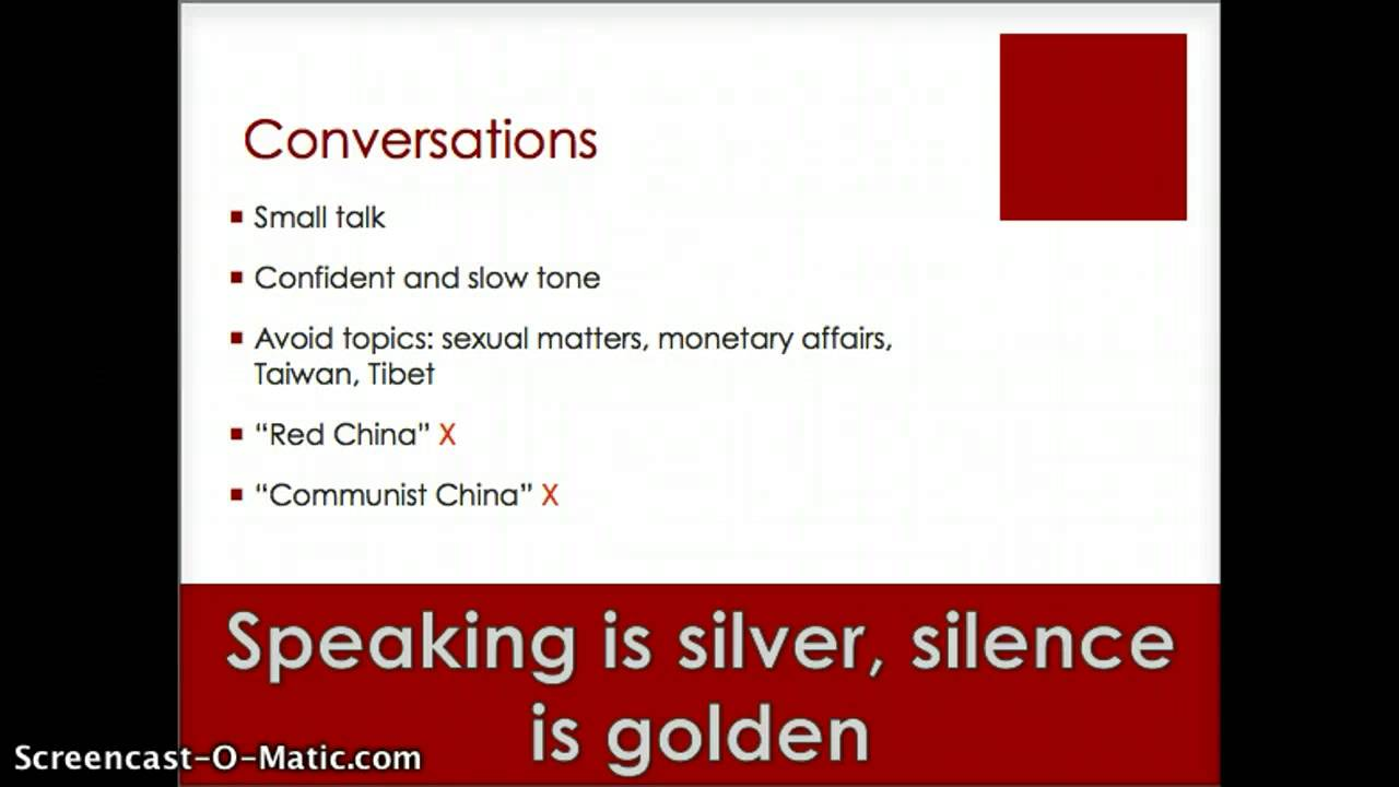 gender communication in china verbal Verbal and non-verbal communication differences can also be seen in same gender relationships in conclusion, because people all over the world communicate with one another via verbal and non-verbal communication, it is important to understand the differences and implications from one culture to another.