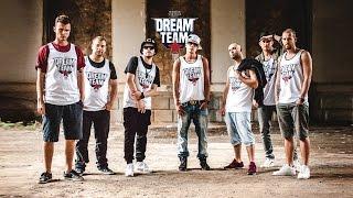 Teledysk: VNM x Rasmentalism x Sitek x Gedz x Sarius x JNR - DREAM TEAM TOUR (prod. SoDrumatic)