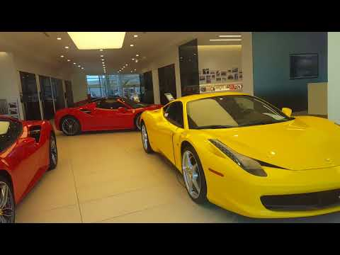 Car dealership (nice cars)