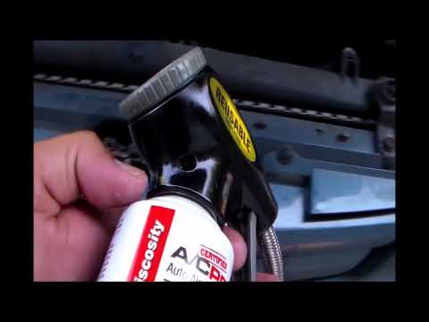 Freon doesn't come out of dispencer (problem solved)