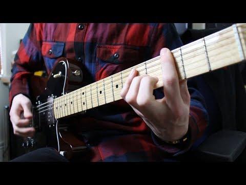 The Story So Far - High Regard (Guitar Cover - HD)