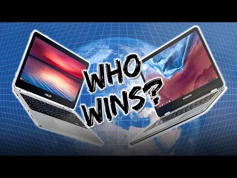 Head to Head: ASUS C302 vs. Samsung Chromebook Plus. Who wins!?