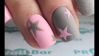 матовый маникюр | дизайн ногтей | nail art | matte nails