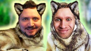 DME & COMKEAN BLIVER FORÆLDRE! #1- WolfQuest