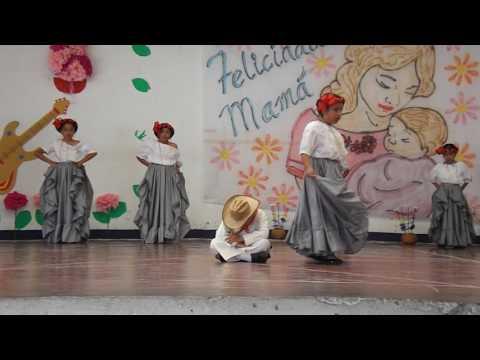 Baile Folklorico El Niño Dormido