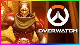 OMG HE USED THE SHADOW CLONE JUTSU! | Overwatch Gameplay
