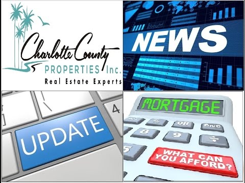 Real Estate Market News with Leo Albanes | Charlotte County Properties Inc.