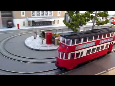 Black Cat Trams - 1/76 scale OO gauge London Tramways