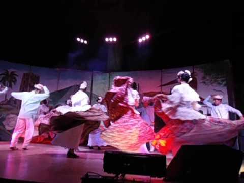 Ballet folclorico el machetazo la denesa youtube