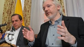 Julian Assange to Leave Embassy in London Soon | The New York Times