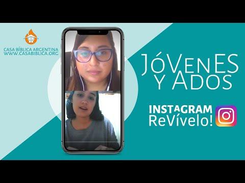 VIVO Instagram! Jóvenes y Adolescentes  - REVÍVELO