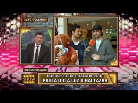 Pedro Alfonso, orgulloso de Paula: Nunca más la voy a mirar con los mismos ojos