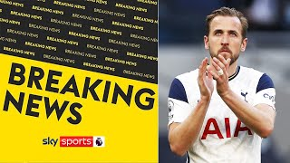 BREAKING! Harry Kane denies refusing to train with Spurs ahead of return!