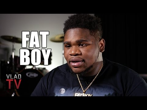 Fat Boy on Beef with Fat Drake: He's a Fu**ing Idiot