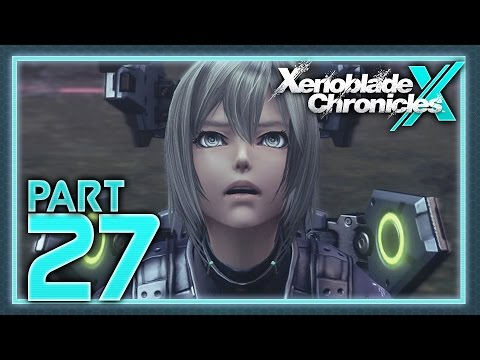 Xenoblade Chronicles X - Part 27 - The Gathering Storm