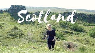 Discovering Scotland Edinburgh, Inverness &amp Isle of Skye I Vlog 2018