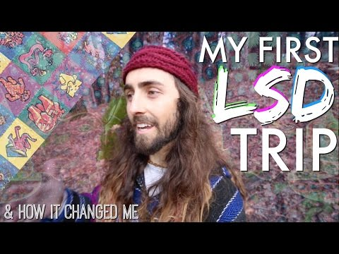 My First LSD Experience! (How It Changed My Life)