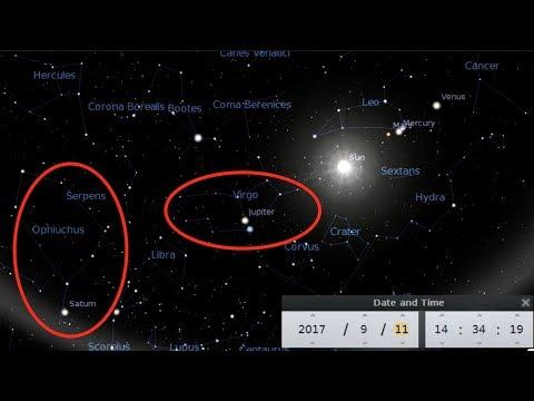 SIGNS in HEAVEN Jan-Dec 2017 (NOT Sept 23)