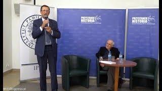 Kościół-Naród-Państwo: Elity II Rzeczpospolitej - prof. Żaryn, prof. Odziemkowski (IPN 11.10.2018)