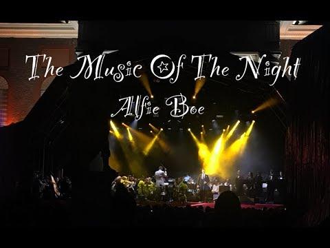 【Alfie Boe】The Music of the Night Andrew Lloyd Webbers 70th birthday The Phantom Of The Opera歌剧魅影