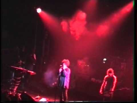 The Cure - Dressing Up & Piggy in the Mirror live in Paris, le bataclan 1996
