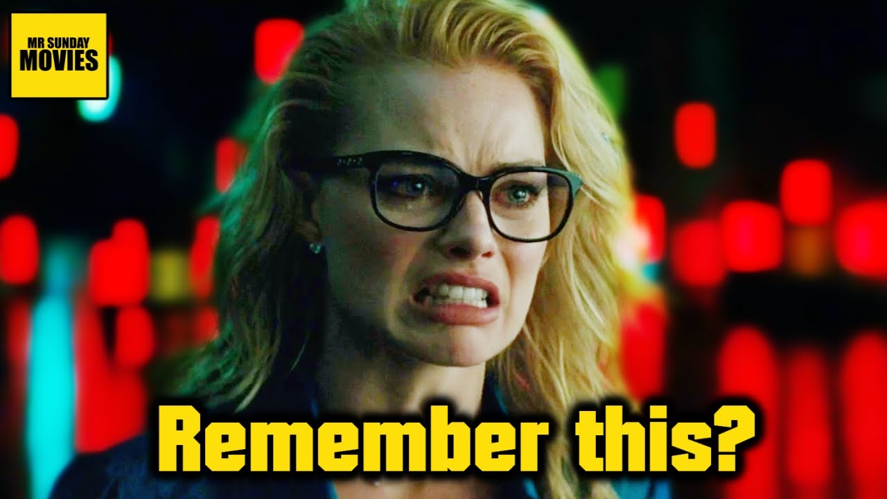 Do you remember Suicide Squad 2016?