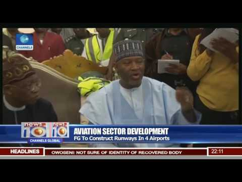 FG To Construct Runways In 4 Airports