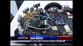 Competencia robots y drones