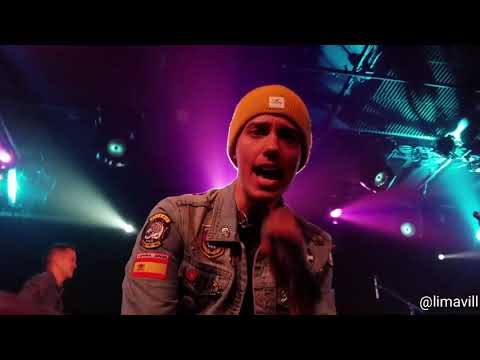 Leroy Sanchez - Elevated Tour 2017 at The Republik in Hawaii