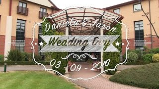 Daniela & Jason Wedding Trailer - Five Lakes Colchester