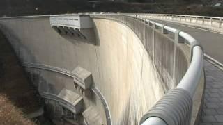 安芸太田町加計の温井ダムと加計街ぐるみ博物館 thumbnail