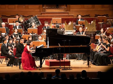 Ching-Yun Hu: Red Cliff Piano Concerto Asia Premiere