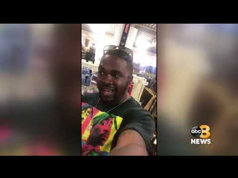 Richmond man claims racial profiling when gun store owner refuses to sell to him