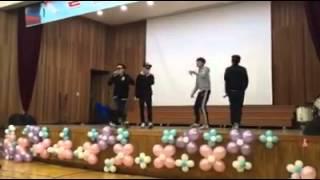 Rain shower remix (cover) 충의중학교 졸업식