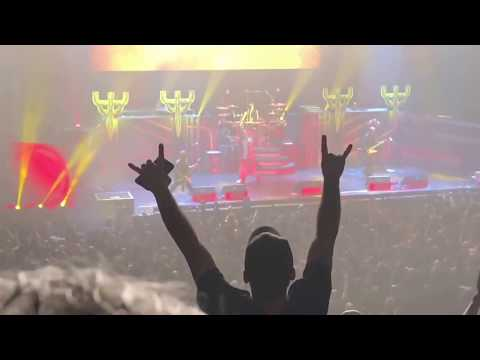 Judas Priest***NEW SONG*** Live Ottawa March 25 2018 EVIL NEVER DIES*** NEW SONG***