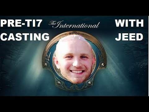 Pre-TI7 Casting with JEED